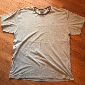 Vintage Nike Embroidered Swoosh Tee size XL